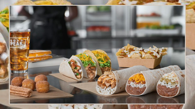 Del Taco Launches New Del's Dollar Deals Menu Featuring 15 Items For $1 Or Less