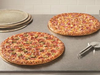 Domino's Offers Large Two-Topping Carryout Pizzas For $5.99 Each Through January 26, 2020