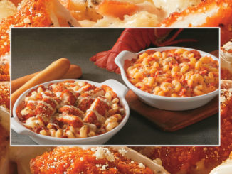 Fazoli's Debuts New Lobster Mac & Cheese, And New Buffalo Chicken Mac & Cheese