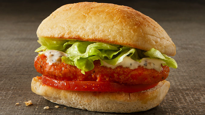 Fazoli's Introduces New Buffalo Chicken Breadstick Slider