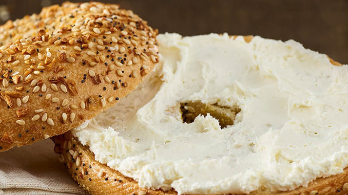 Free Bagel And Shmear With Any Purchase At Einstein Bros. On January 15, 2020