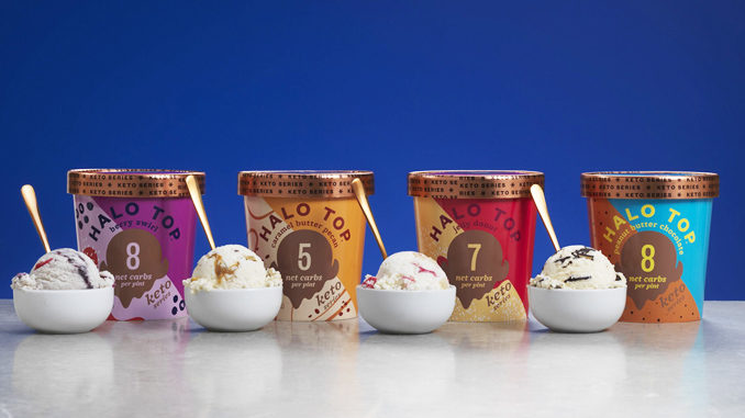Halo Top Introduces New Keto Series