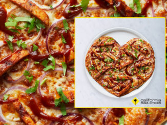 Heart-Shaped Pizzas Return To California Pizza Kitchen On February 11, 2020