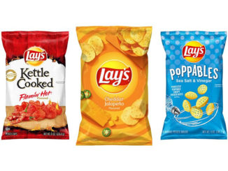 Lay's Spices Up The New Year With Three New Flavors