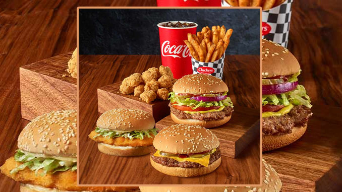 New $4 Pick 2 Meal Deal Arrives At Checkers And Rally's