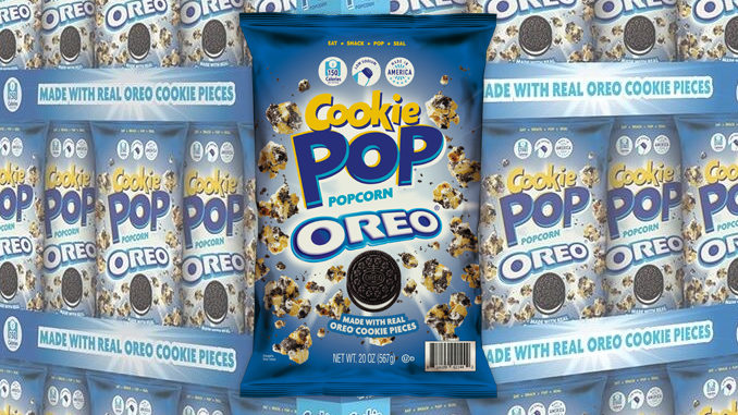 New Cookie Pop Oreo Popcorn Set to Debut At Sam's Club On January 21, 2019