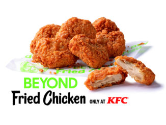 New Recipe KFC Beyond Fried Chicken Set To Debut At These Nashville And Charlotte Locations On February 3, 2020