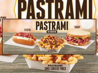 Pastrami Is Back At Wienerschnitzel For A Limited Time