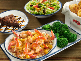 Red Lobster Debuts New 3-Course Shrimp Feast