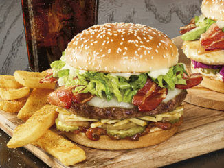 Red Robin Introduces New Bacon Curry Burger