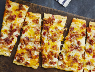 Sam's Club Debuts New Member's Mark Saved By The Bacon Flatbread Pizza