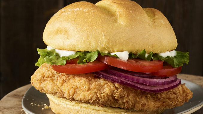 Buy One, Get One Free Crispy Chicken Sandwich At Smashburger On January 12, 2020