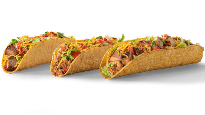 Taco John's Introduces New Taco Perfecto Lineup Made With Extra-Long 9-Inch Aerodynamic Shell