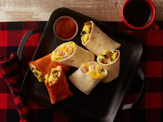 Caribou Coffee Introduces New Egg Bou-rritos