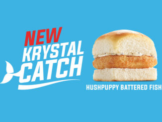 Krystal Debuts New Krystal Catch Fish Slider