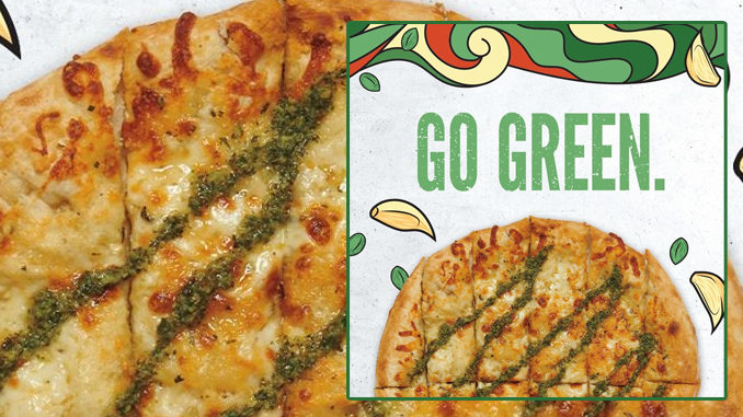 Mod Pizza Introduces New Limited-Edition Green Sauce