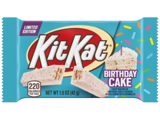 New Kit Kat Birthday Cake Flavor Coming In April 2020