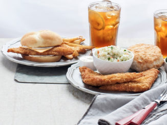 The BojAngler Fish Sandwich And Dinner Platter Are Back At Bojangles' For A Limited Time