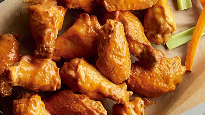 Buffalo Wild Wings Offers Buy One, Get One Wings Tuesdays And Thursdays For Delivery Or Takeout Through March 2020