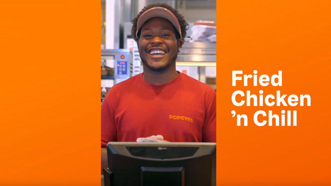 Here's What You Need To Know To Score A Free Netflix Login From Popeyes