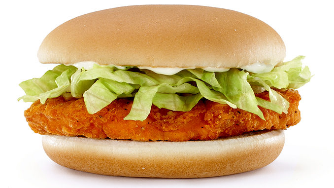 Hot N Spicy Mcchicken Sandwich Available Now At Select Mcdonald S Locations Nationwide Chew Boom