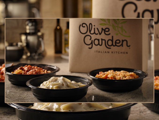 Olive Garden Introduces Buy One Take One Carside Togo Offer