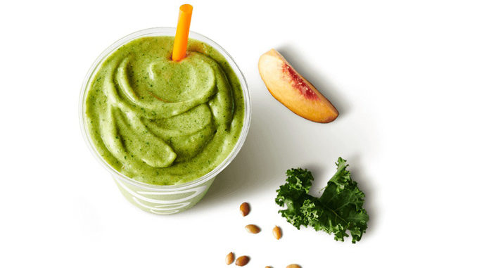 Postmates Offers Free Jamba Juice Amazing Greens Smoothie With $15 Purchase From March 16 Through March 22, 2020