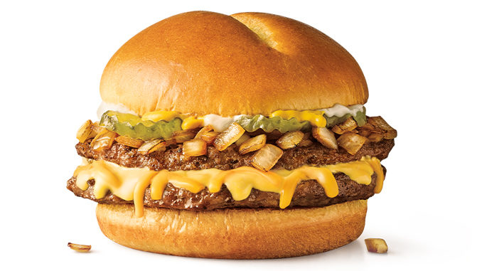 Sonic Welcomes Back Double Stack Cheeseburgers