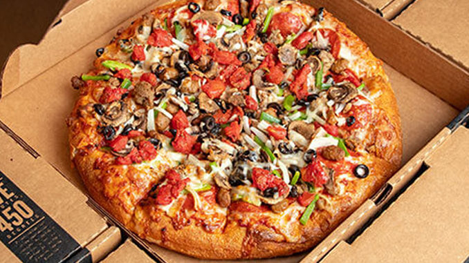 BJ'S Offers Half Off Large Pizzas Ordered Online For A Limited Time