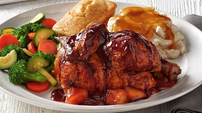 Boston Market Brings Back Pineapple BBQ Rotisserie Chicken For A Limited Time