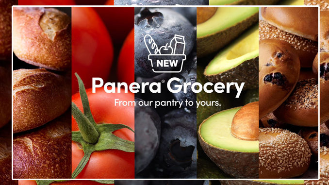 Panera Launches New Panera Grocery, Selling High-Demand Grocery Items Alongside Panera Favorites
