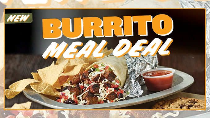 Qdoba Puts Together New $9.95 Burrito Meal Deal