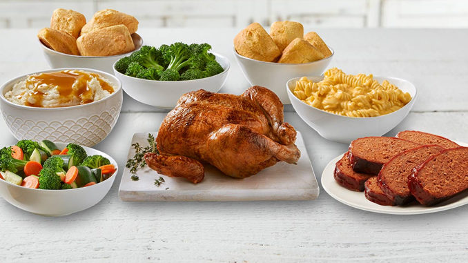 Boston Market Offers New Two Meat Family Meal Combo
