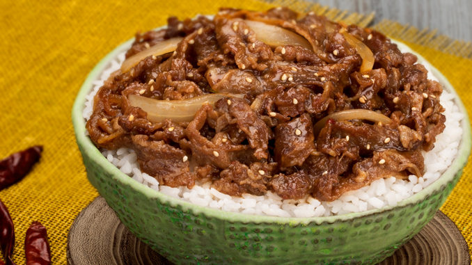 Yoshinoya Adds New Grilled BBQ Beef For A Limited Time
