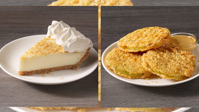 Fried Green Tomatoes And Key Lime Pie Are Back At Captain D's For A limited Time