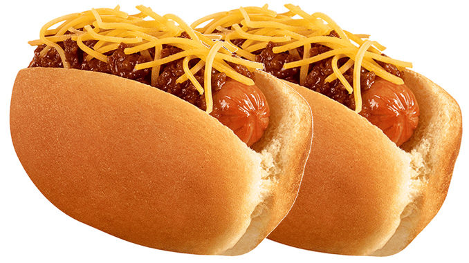 Krystal Puts Together $1 Chili Cheese Pups Deal For Summer 2020