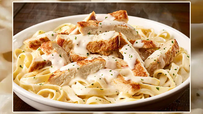 Olive Garden Launches Amazing Alfredos Promotion