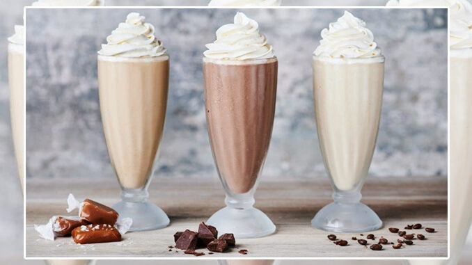 Smashburger Debuts New Coffee Shakes, Cold Brew And Iced Lattes Nationwide