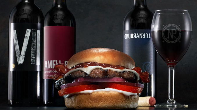 Carl's Jr. Puts Together New Exclusive Steakhouse Burger And Wine Pairing Kit