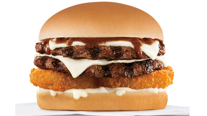 New A.1. Double Cheeseburger Arrives At Carl's Jr.