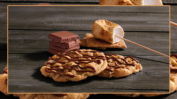 S'Mores Cookies Are Back At Subway For A Limited Time