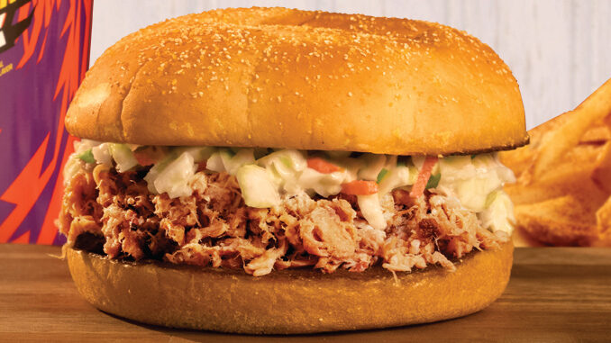 Bojangles Introduces New Carolina-Style Pulled Pork BBQ