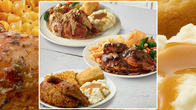 Boston Market Adds New Cilantro Lime Rice - Welcomes Back Chicken Marsala, Tuscan Chicken, And MoreMarket Adds New Cilantro Lime Rice - Welcomes Back Marsala, Tuscan Chicken, And More