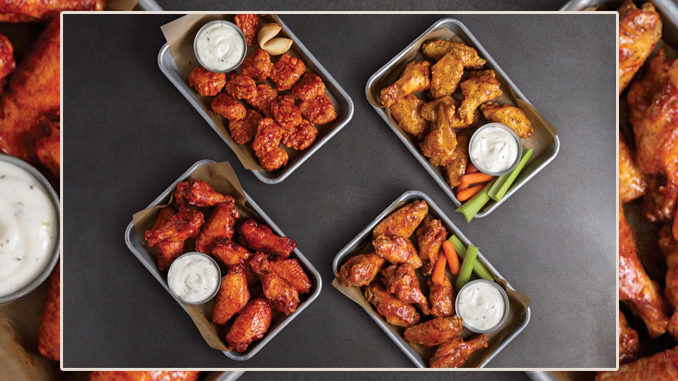 Buffalo Wild Wings Adds 4 New Wing Sauce Flavors Including New Pizza Wings Sauce