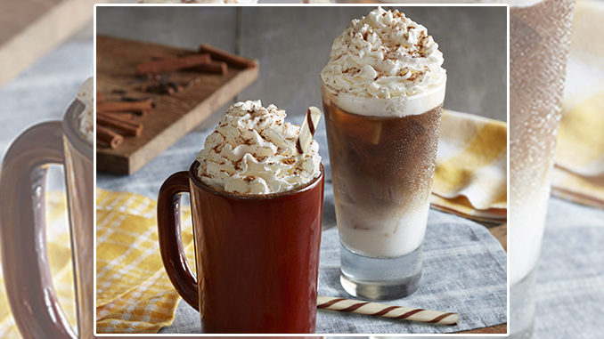 Cracker Barrel Welcomes Back Pumpkin Pie Latte As Part Of Fall 2020 Menu