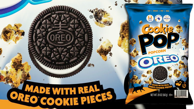 Halloween Cookie Pop Oreo Popcorn Available Now At Sam's Club