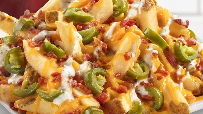 Jalapenño Pepper Fries Are Back Charleys Philly Steaks For A Limited Time