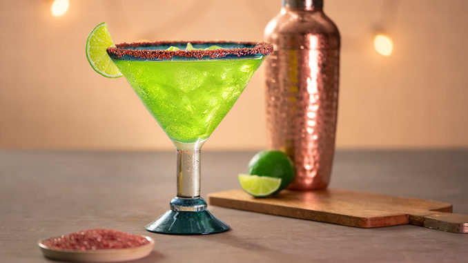 Red Lobster And PepsiCo Unveil The Dew Garita – The First Official Mountain Dew Cocktail