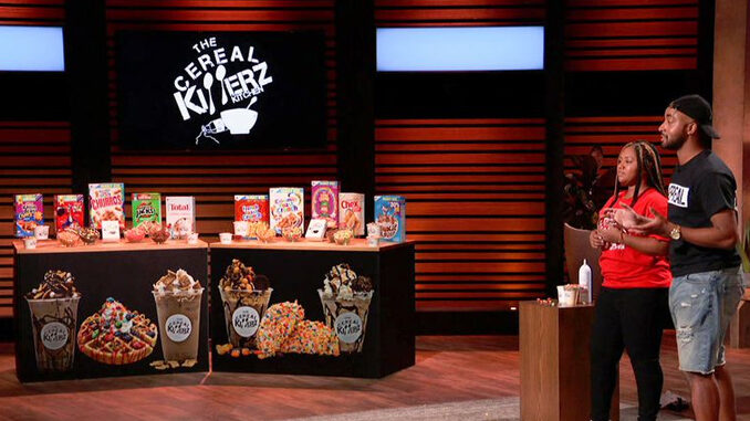 Cereal Killerz Kitchen On Shark Tank