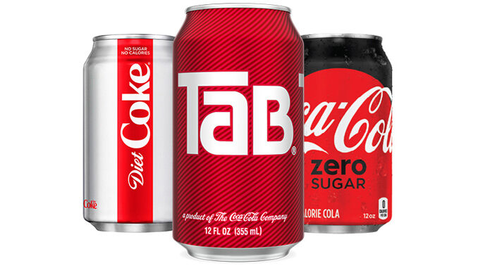 Coca-Cola Discontinuing Tab Diet Soda By End Of 2020